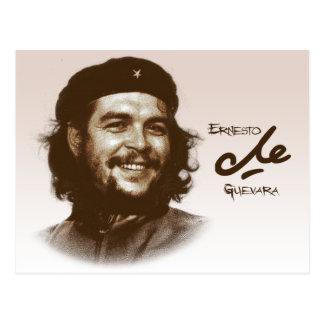 Sonrisa de Ernesto Che Guevara Tarjeta Postal