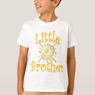 Sonrisa de la sol de pequeño Brother Playera