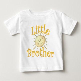 Sonrisa de la sol de pequeño Brother Playera De Bebé