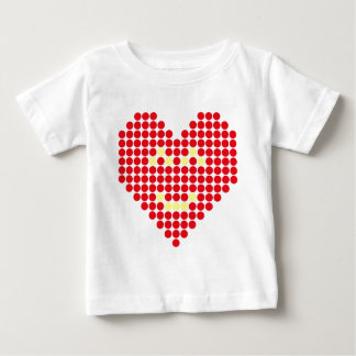 Sonrisa de mi corazón camisetas