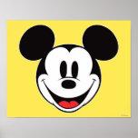 Sonrisa de Mickey Mouse Impresiones