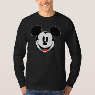 Sonrisa de Mickey Mouse Playera