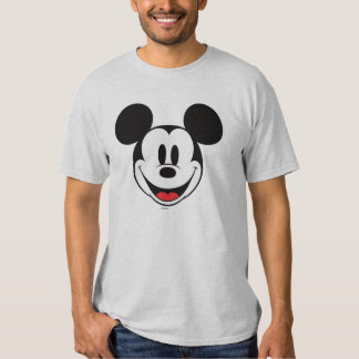 Sonrisa de Mickey Mouse Remeras