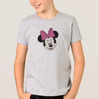 Sonrisa de Minnie Mouse Playera
