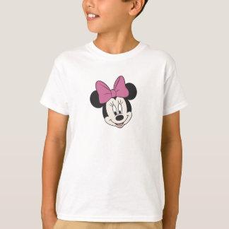 Sonrisa de Minnie Mouse Poleras