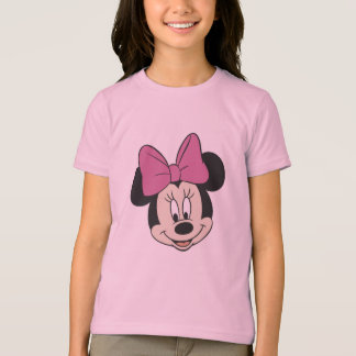 Sonrisa de Minnie Mouse Remera