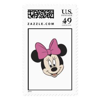 Sonrisa de Minnie Mouse Sello