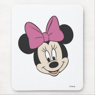 Sonrisa de Minnie Mouse Alfombrilla De Ratón