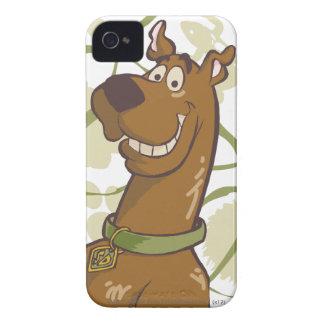 Sonrisa de Scooby Doo Carcasa Para iPhone 4 De Case-Mate