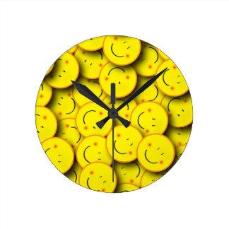 Sonrisa de sonrisas reloj