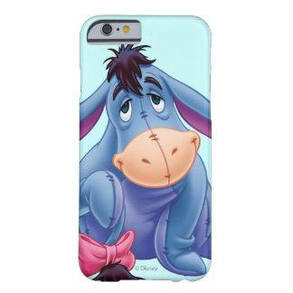 Sonrisa de Winnie the Pooh el   Eeyore Funda Barely There iPhone 6