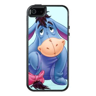 Sonrisa de Winnie the Pooh el   Eeyore Funda Otterbox Para iPhone 5/5s/SE