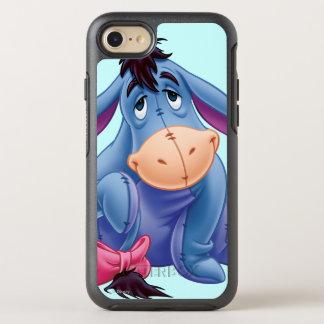 Sonrisa de Winnie the Pooh el   Eeyore Funda OtterBox Symmetry Para iPhone 7