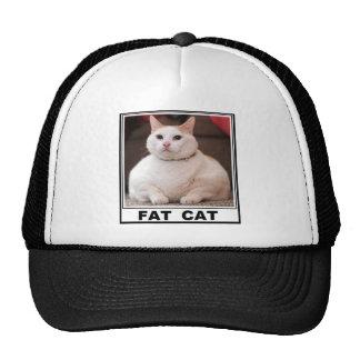 SONRISA DEL CAT DEL FAT GORRO DE CAMIONERO