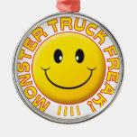 Sonrisa del monstruo del monster truck