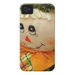 Sonrisa del susto Case-Mate iPhone 4 protectores