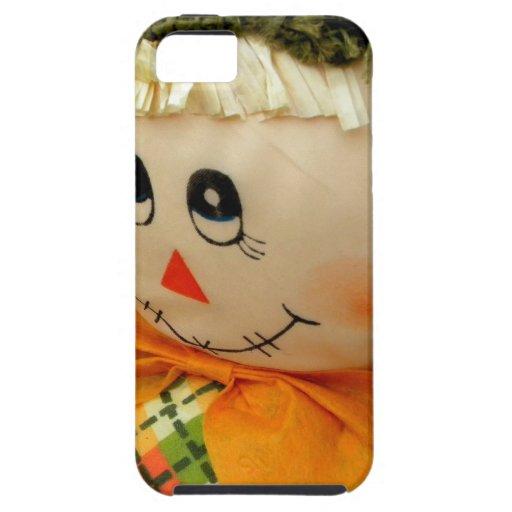 Sonrisa del susto iPhone 5 Case-Mate protector