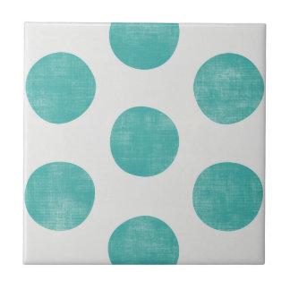 Sonrisa deliciosa confiable vibrante azulejo cuadrado pequeño