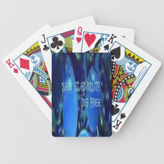 Sonrisa en DVERSITY Baraja Cartas De Poker