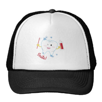 ¡Sonrisa! Gorras De Camionero