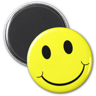 ¡Sonrisa! Imán Redondo 5 Cm