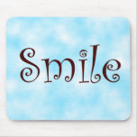 sonrisa-mousepad alfombrillas de ratones