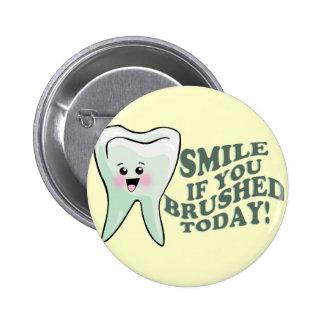 Sonrisa si usted cepilló hoy pins