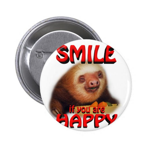 sonrisa si usted es feliz pins