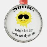 Sonrisa Sun Adorno Para Reyes