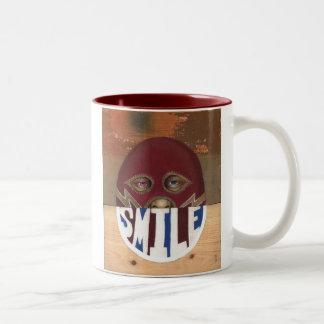 sonrisa tazas de café
