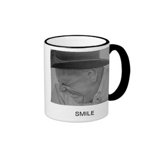 Sonrisa Taza De Café