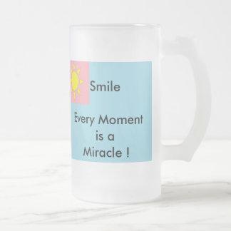 Sonrisa Taza De Cristal