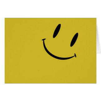 Sonrisas Tarjeta De Felicitación