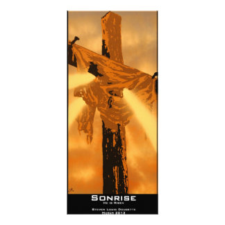 """Sonrise"" Value Bookmark Rack Card"