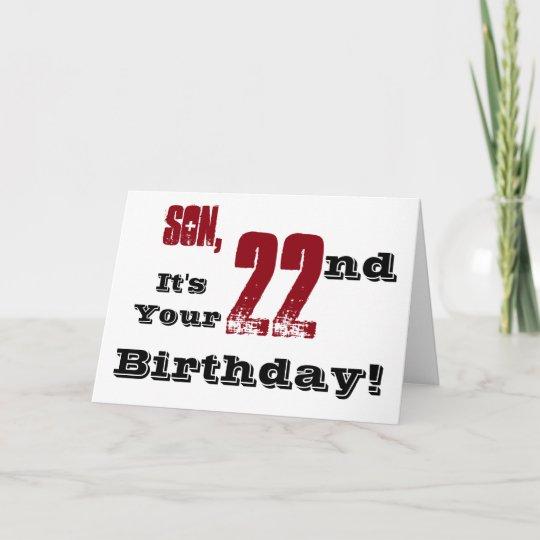 Funny 22nd Birthday Ecards: Funny 22nd Birthday Cards