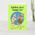 "Son&#39;s 50th Birthday Card<br><div class=""desc"">Funny 50th Birthday Card for Son from Dad</div>"