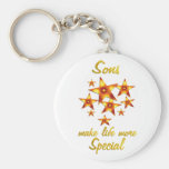 Sons are Special Key Chain