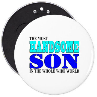 Sons Birthdays Parties Christmas : Handsome Son Pins
