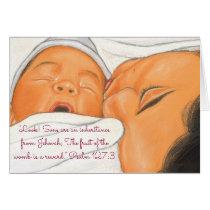 Sons Inheritance-Reward~Scripture~Baby