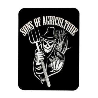 Sons of Agriculture Magnet
