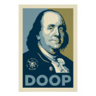 Sons of Ben - 'Ben Franklin Doop' Poster