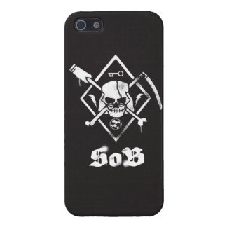 Sons of Ben iPhone5 Case - Spray Paint