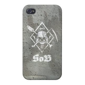 Sons of Ben iPhone 4 case