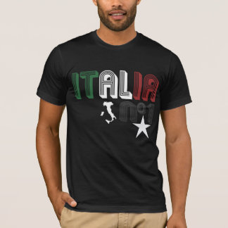 Sons of Italy - Black - Giovanni Paolo T-Shirt