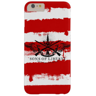 Sons of Liberty Case Barely There iPhone 6 Plus Case