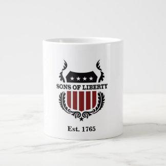 Sons of Liberty coffee mug Extra Large Mugs