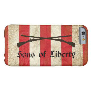 Sons of Liberty Flag Barely There iPhone 6 Case