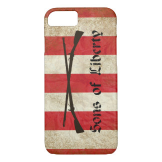 Sons of Liberty Flag iPhone 7 Case