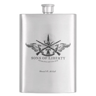 Sons of Liberty Flasks
