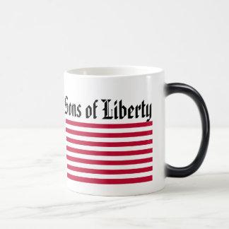 Sons of Liberty Magic Mug